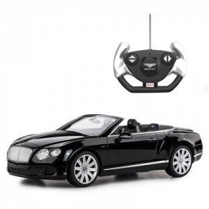 Машина радиоуправляемая 1:12 Bentley Continetal GT Rastar