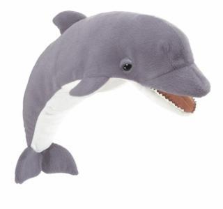 Мягкая игрушка  Дельфин 41 см Folkmanis