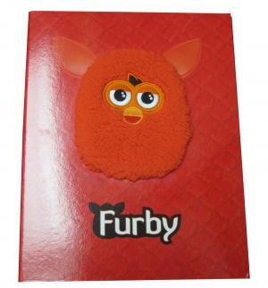 Папка для рисования А4  красная Furby