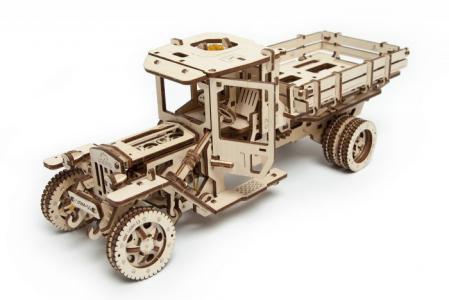 3D-пазл Грузовик UGM-11 420 деталей Ugears