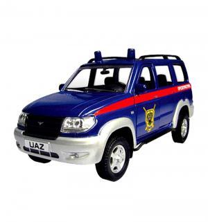 Машинка  УАЗ Патриот прокуратура Autotime