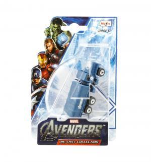 Машинка инерционная  Мстители Iron Man Maisto