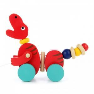 Каталка-игрушка  Динозаврик 85182 Фабрика фантазий