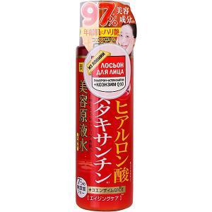 Лосьон для лица Roland гиалурон+астаксантин+коэнзим Q10, 185 мл Japan Gals