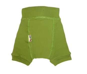 Пеленальные штанишки короткие Wool Shorties Babyidea