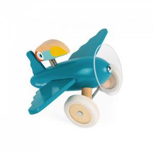 Каталка-игрушка  самолет для малышей Диего Janod