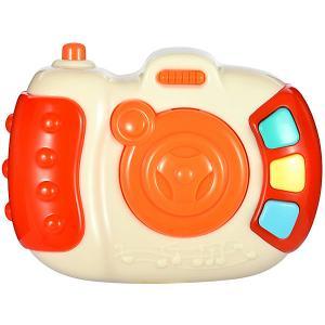 Музыкальная игрушка  Фотоаппарат Жирафики. Цвет: разноцветный