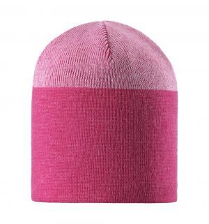 Шапка  Vaahtera, цвет: розовый Reima