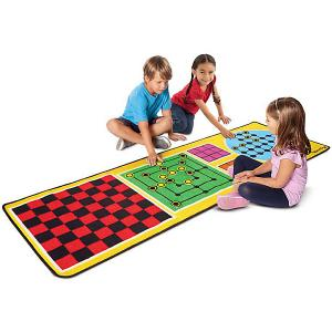 Игровой коврик Melissa&Doug 4-в-1 Melissa & Doug
