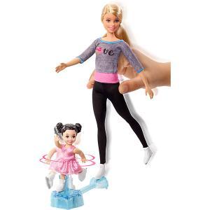 Игровой набор Barbie Спортивная карьера Катание на коньках Mattel