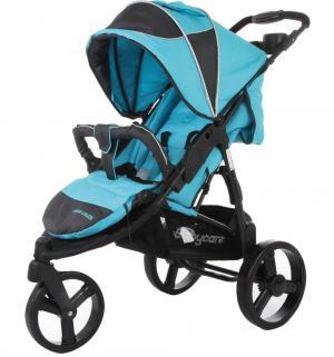 Прогулочная коляска  Jogger Cruze, цвет: Blue Baby Care