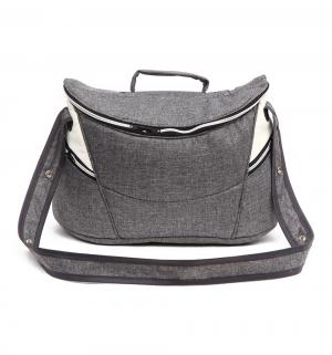 Сумка для коляски Glory цвет: серый Slaro