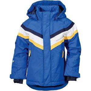 Куртка SAFSEN  для мальчика DIDRIKSONS. Цвет: голубой