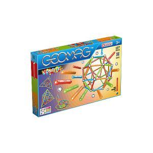 Конструктор магнитный  Confetti, 127 деталей Geomag