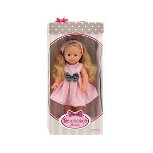 Интерактивная кукла Abtoys Bambolina Boutique, 42 см. Цвет: разноцветный