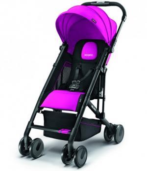 Прогулочная коляска  Easylife, цвет: pink Recaro