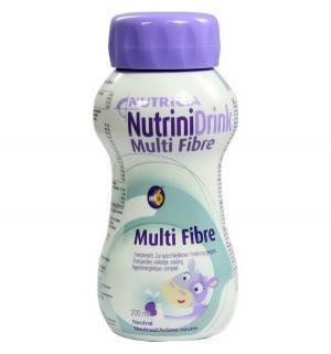 Молочная смесь  Нейтрал с пищевыми волокнами 3 лет, 200 г, 1 шт Nutridrink