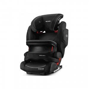 Автокресло Monza Nova IS Seatfix 9-36 кг., Recaro, Perfomance Black RECARO
