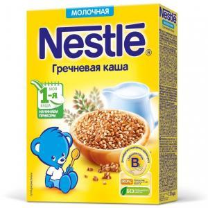 Каша  молочная гречневая Моя 1-ая Каша.Начинаем прикорм с 4 месяцев 220 г Nestle