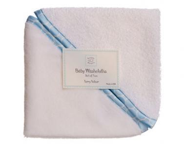 Мочалка  Washcloth set SwaddleDesigns