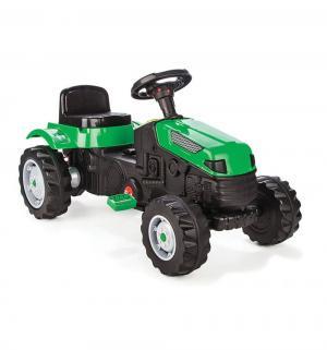 Педальный трактор  Active Tractor, цвет: зеленый Pilsan