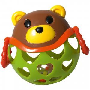 Погремушка-неразбивайка  Медведь Baby Trend