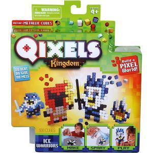 QIXELS Набор для творчества Ледяные воины Spin Master