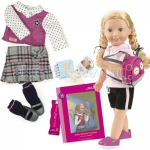 Комплект одежды ДеЛюкс для школьницы Our Generation Dolls
