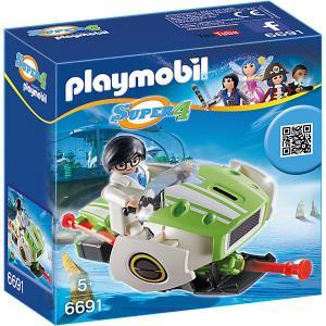 Конструктор Playmobil Супер 4 Скайджет PLAYMOBIL®