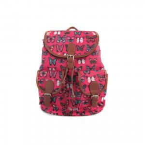 Рюкзак Махаоны с 2-мя карманами, цвет розовый Creative LLC
