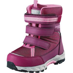 Утепленные ботинки LASSIE Boulder tec. Цвет: лиловый