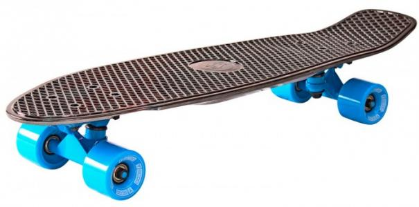 Скейтборд Big Fishskateboard metallic 27 Y-Scoo