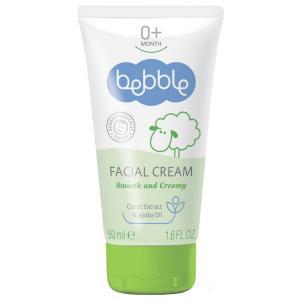 Крем  для лица Facial Cream, с рождения, 50 мл Bebble