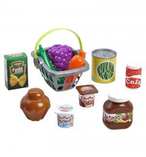 Игровой набор  Chef Супермаркет Supershop с корзиной Ecoiffier