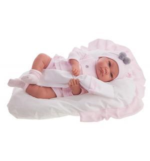 Кукла  Рика в розовом 40 см Juan Antonio
