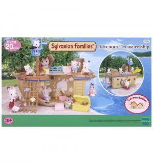 Игровой набор  Детская площадка Сокровища морей Sylvanian Families