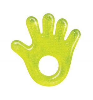 Прорезыватель  Ручка/Ножка зеленая Lubby