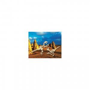 Динонихус (2в1), Мир деревянных игрушек МДИ