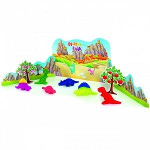 Игровой набор с тестом Дино парк Фабрика фантазий