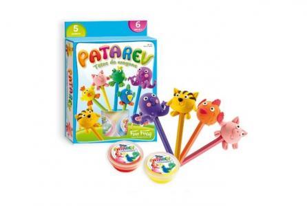 Набор пластилина для детской лепки SentoSpherE