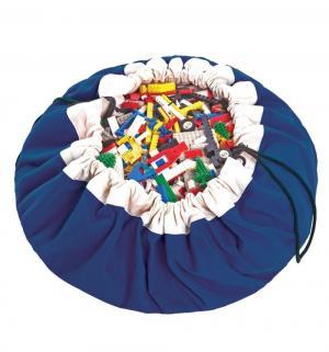 Мешок для хранения игрушек и игровой коврик  2 в 1 PLAY&GO