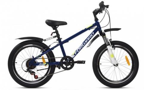 Велосипед двухколесный  Unit 20 2.2 рост 10.5 2021 Forward