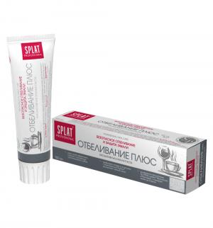 Зубная паста  Professional Отбеливание плюс, 100 мл Splat