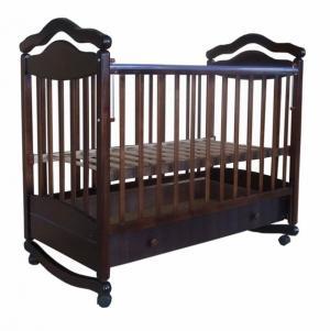Детская кроватка  7 качалка Лаура