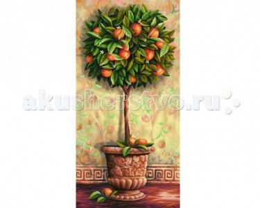 Картина по номерам Апельсиновое дерево 40х80 см Schipper
