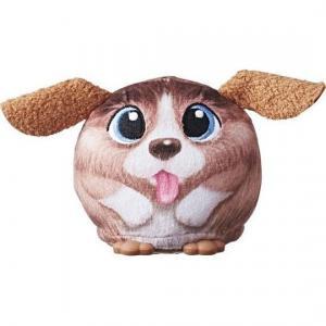 Интерактивная мягкая игрушка  Плюшевый друг Бигль 10 см цвет: коричневый FurReal Friends