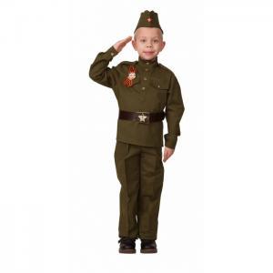 Карнавальный костюм Солдат 8008-2 Jeanees