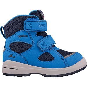 Утепленные ботинки Viking Ondur GTX. Цвет: синий