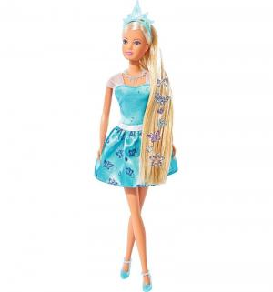 Кукла  Штеффи с наклейками для волос 29 см Simba
