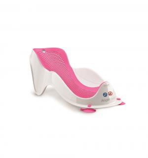 Горка для купания  Bath Support Mini, цвет: розовый Angelcare